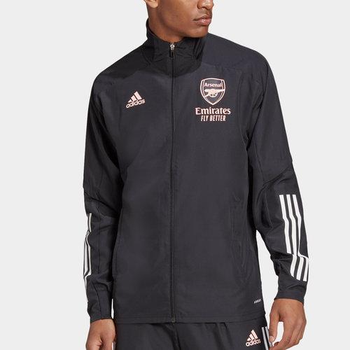 Arsenal Europe Jacket 20/21 Mens