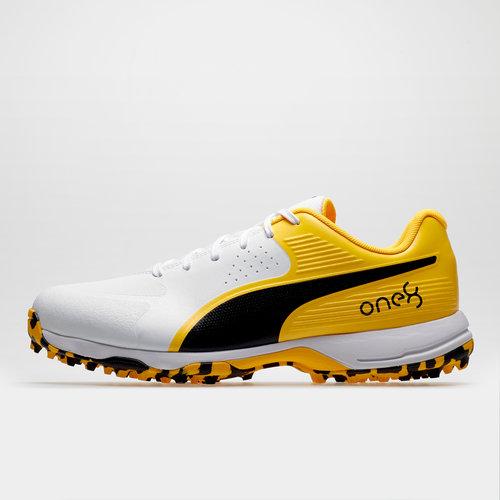 One Rubber Mens Cricket Shoe