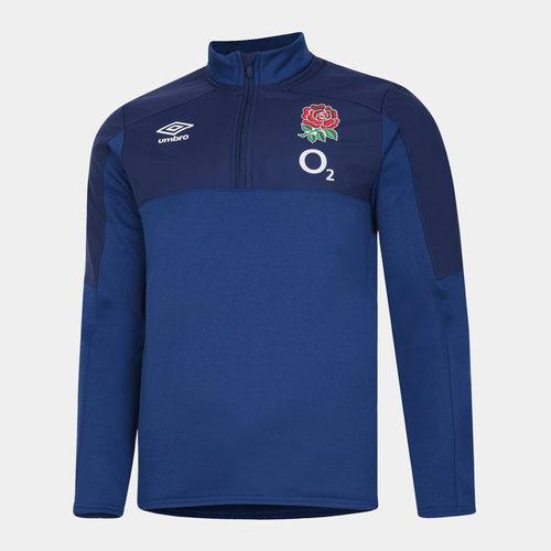 England Half Zip Fleece Mens