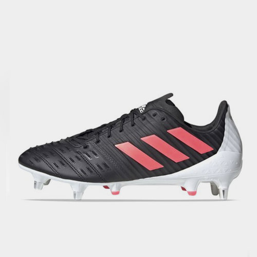 Predator Malice Control Mens SG Rugby Boots