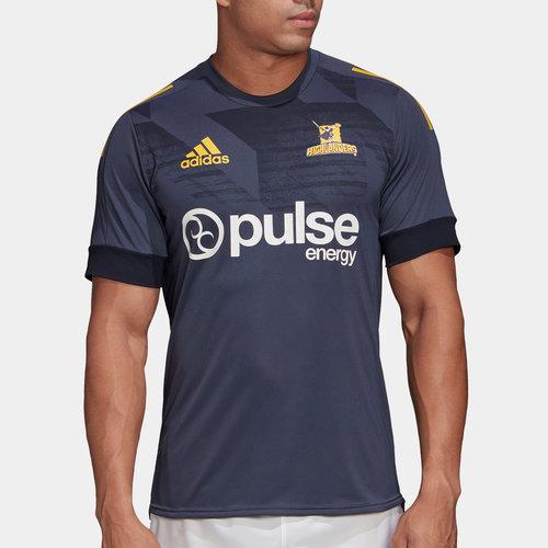 Highlanders 2020 Super Rugby Training T-Shirt - DUPLICATE