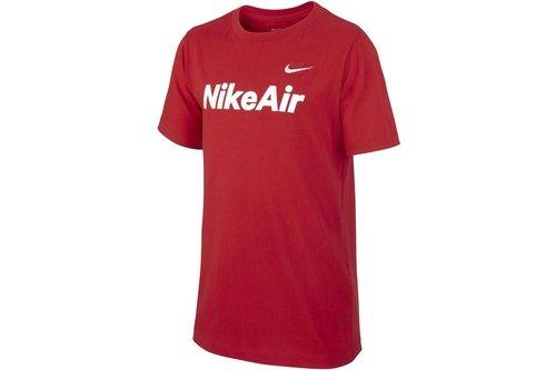 Air Block T Shirt Junior Boys