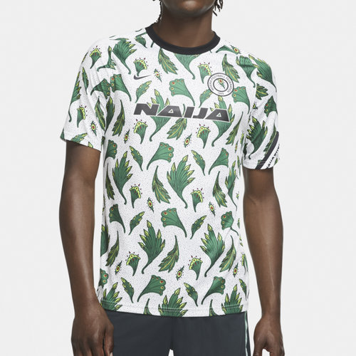 Nigeria Pre Match Shirt 2020 Mens