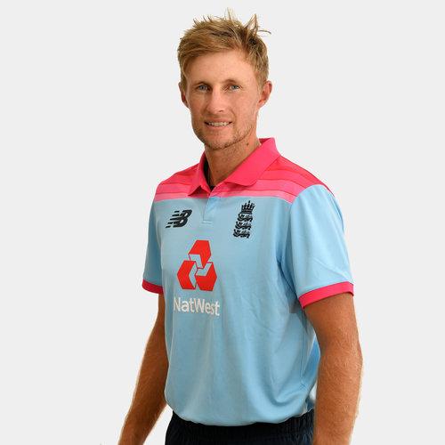 England ODI S/S Replica Shirt