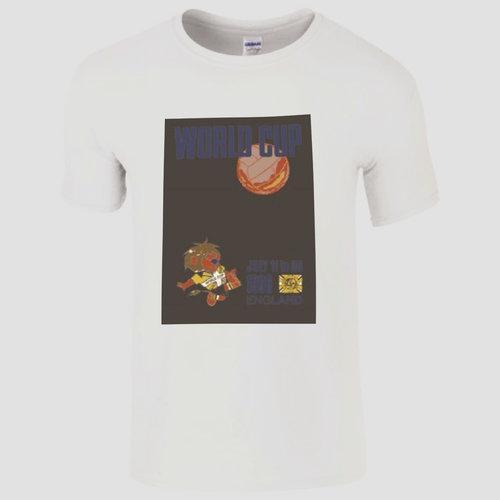Eng 1966 Poster T Shirt Mens