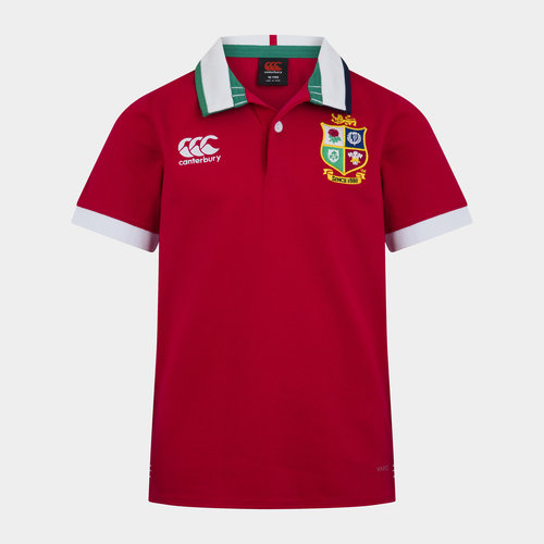 British and Irish Lions S/S Classic Jersey Kids