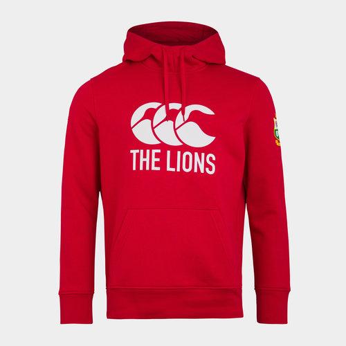 British and Irish Lions Logo Hoodie Mens