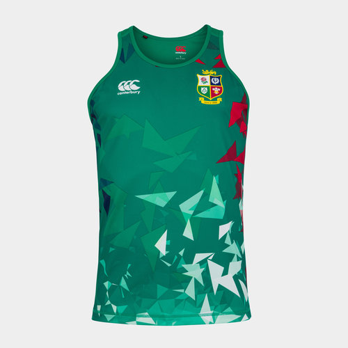 British and Irish Lions Singlet Mens