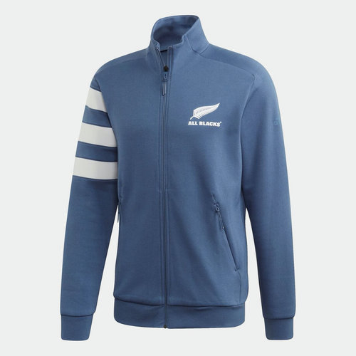 New Zealand All Blacks Mens Presentation Jacket