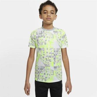 Academy T Shirt Junior Boys