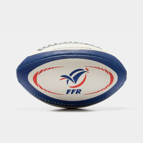 France Official Replica Mini Rugby Ball