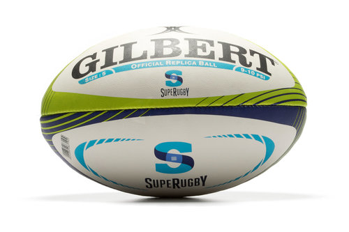 Super Rugby Official Replica Rugby Ball