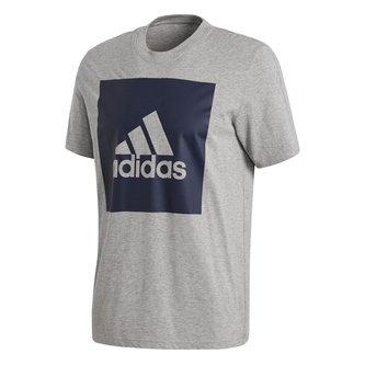 Essentials Big Logo T Shirt Mens