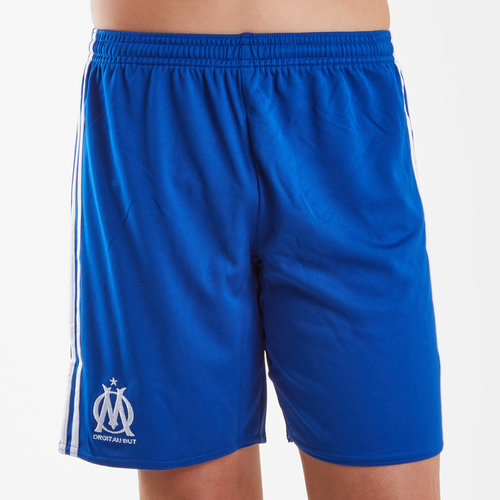 Olympic Marseille 17/18 Kids Away Football Shorts