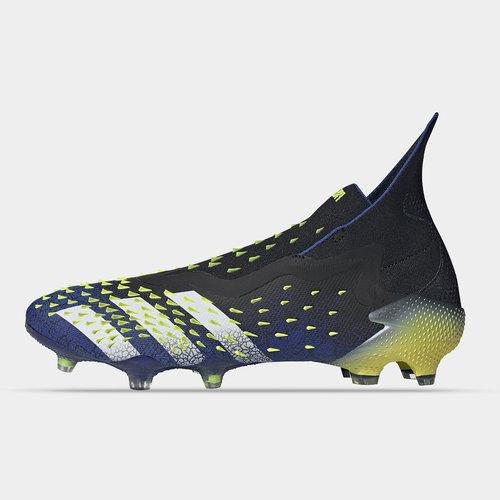 Predator Freak + FG Football Boots