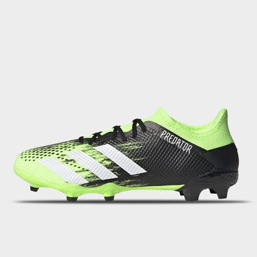 Predator 20.3 Low FG Football Boots Mens