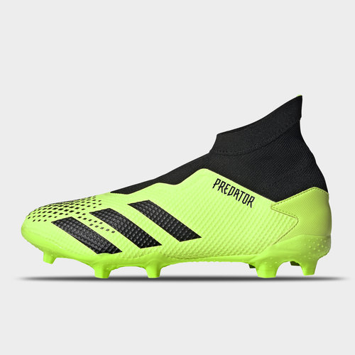 Predator 20.3 Laceless FG Football Boots Mens