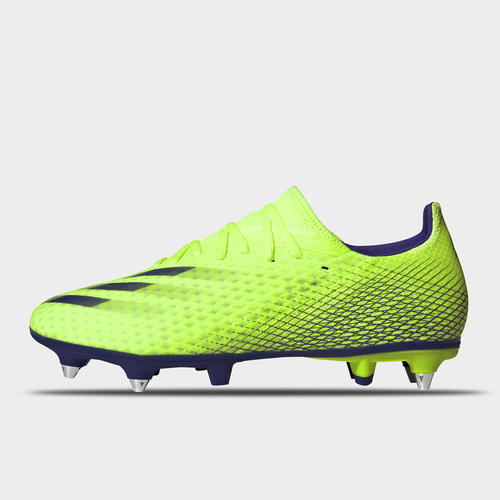 X Ghosted .3 SG Football Boots Mens