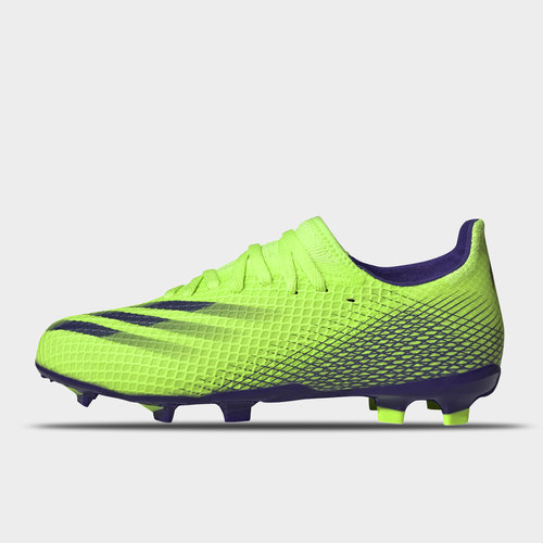 X Ghosted .3 Childrens FG Football Boots