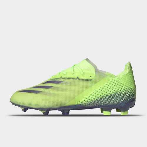 X Ghosted.1 Junior FG Football Boots