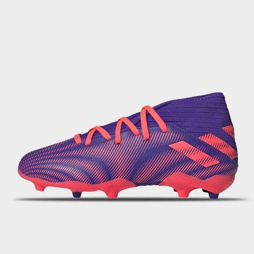 Nemeziz .3 Childrens FG Football Boots