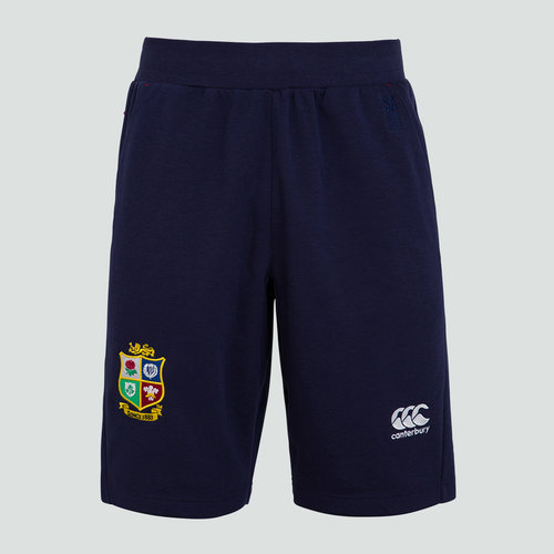 British  And  Irish Lions Fleece Shorts Mens