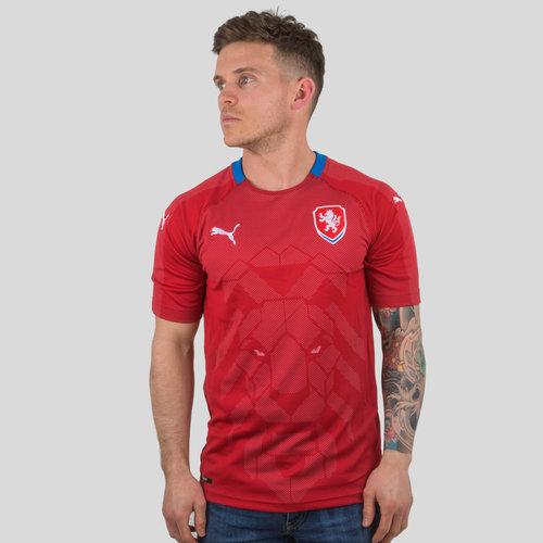 Czech Republic Home Shirt 2018