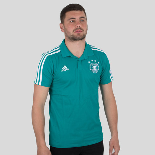 Germany 2018 Climalite Football Polo Shirt