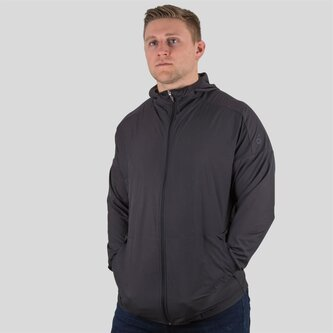 New Zealand All Blacks 2018 Supporters Lux Hooded Rugby Sweat