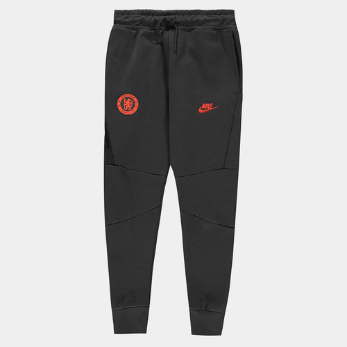 Chelsea FC Fleece Jogging Pants Junior Boys
