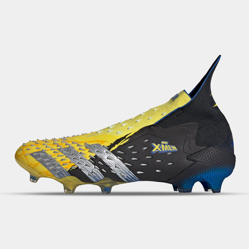 Marvel Predator Freak + FG Football Boots