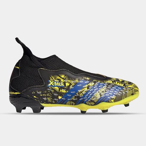 Marvel Predator Freak .3 Laceless Junior FG Football Boots