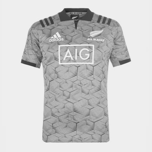 New Zealand All Black 2019/20 Replica Training Shirt Mens