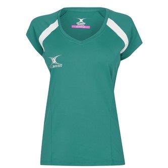 Helix II SS Ladies Netball T Shirt