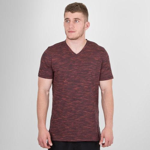 Armour Sportstyle Core V Neck T Shirt Mens