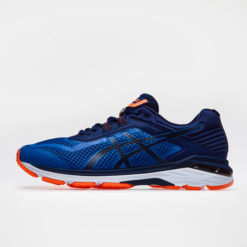 70a83894f GT-2000 6 Mens Running Shoes. Imperial/Indigo Blue/Shocking Orange