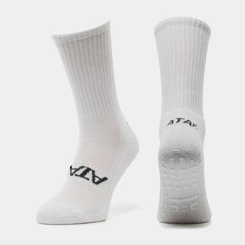 Shox Non Slip Mid Leg Grip Socks