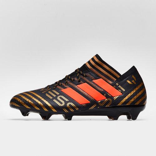 51ed6f98db3 adidas Nemeziz Messi 17.1 FG Football Boots