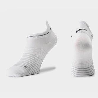 Performance Lightweight No Show Running Socks