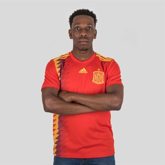 Spain FEF Home Mens Football Jersey