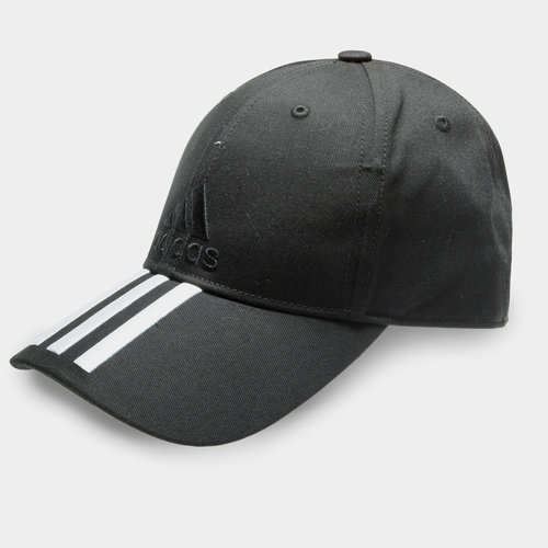 3 Stripes Cotton Cap
