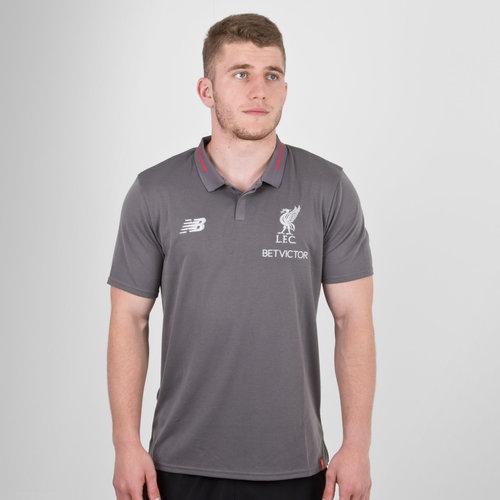 Liverpool FC 18/19 Elite Leisure Football Polo Shirt