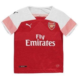 Arsenal 18/19 Home Replica Kids Shirt