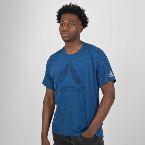 Activchill Graphic Move S/S Training T-Shirt