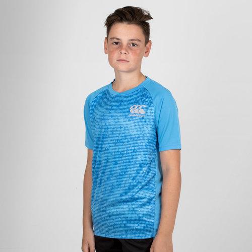 Vapodri Superlight Kids Graphic T-Shirt