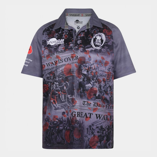 Army Rugby Union Replica Shirt Mens