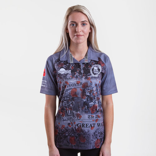 Army Rugby Union Replica Shirt Womens