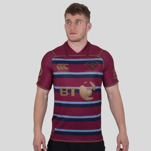 RAF XVs Rugby Shirt Mens