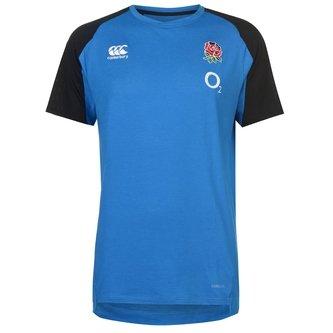 5ae46023b0f Canterbury England 2018/19 Performance Cotton Rugby T-Shirt, £16.00