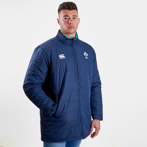 Ireland IRFU 2018/19 Padded Rugby Jacket